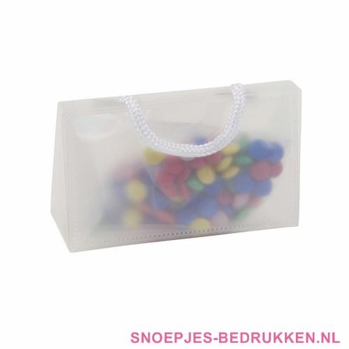 Snoep doosje bedrukken, snoep doosje met logo, snoep doosje bedrukt, klein snoepdoosje, goedkoop snoep laten bedrukken