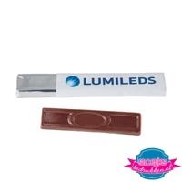 Chocolade stick bedrukken met logo