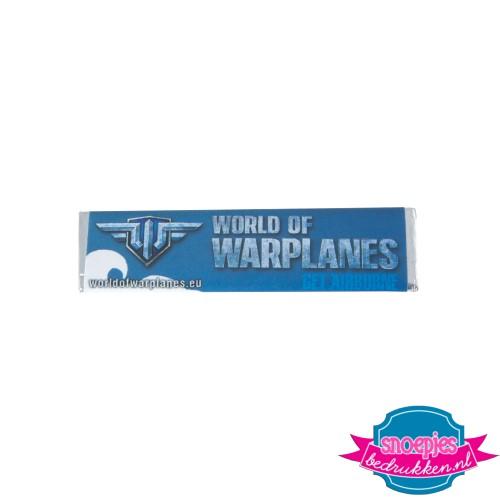 Wrigly kauwgomstrip bedrukken met logo