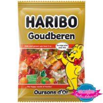 Haribo Goudberen kleine zakjes