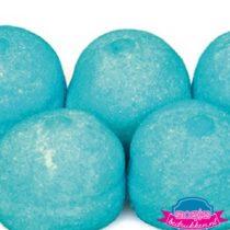 Marsh mellow blauw spekjes snoep bedrukken