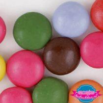 choco chocolaatjes mix kleuren snoepjes bedrukt